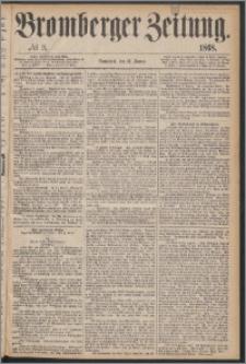 Bromberger Zeitung, 1868, nr 9