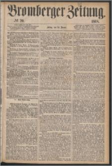 Bromberger Zeitung, 1868, nr 20