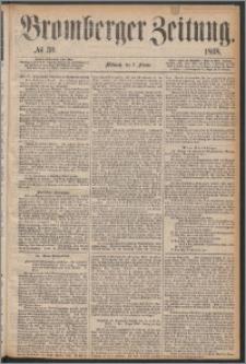 Bromberger Zeitung, 1868, nr 30