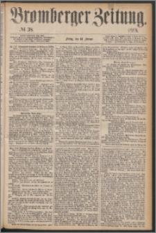 Bromberger Zeitung, 1868, nr 38