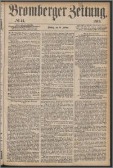Bromberger Zeitung, 1868, nr 41