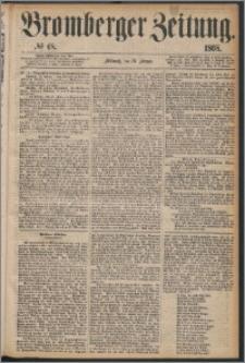 Bromberger Zeitung, 1868, nr 48