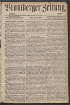 Bromberger Zeitung, 1868, nr 68