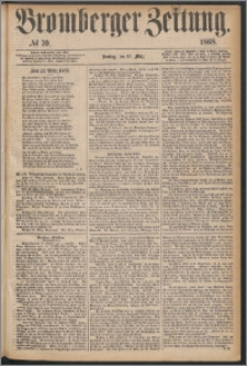Bromberger Zeitung, 1868, nr 70