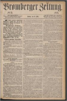 Bromberger Zeitung, 1868, nr 71