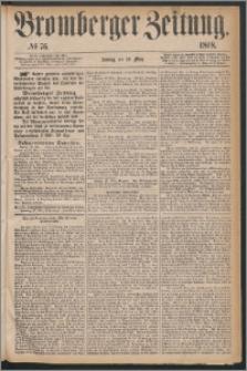 Bromberger Zeitung, 1868, nr 76