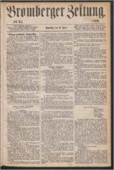 Bromberger Zeitung, 1868, nr 95