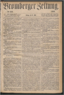 Bromberger Zeitung, 1868, nr 116