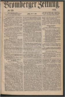 Bromberger Zeitung, 1868, nr 129