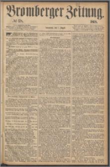 Bromberger Zeitung, 1868, nr 178