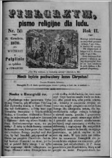 Pielgrzym, pismo religijne dla ludu 1870 nr 50