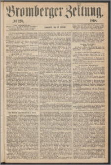 Bromberger Zeitung, 1868, nr 238