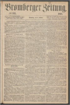 Bromberger Zeitung, 1868, nr 242