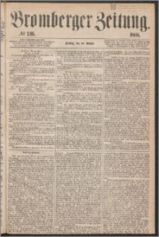 Bromberger Zeitung, 1868, nr 246