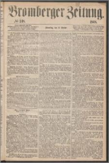 Bromberger Zeitung, 1868, nr 248