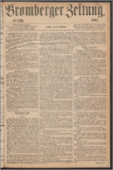 Bromberger Zeitung, 1868, nr 249