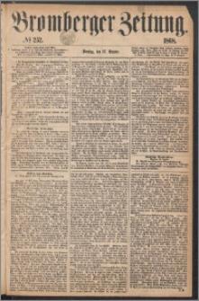 Bromberger Zeitung, 1868, nr 252