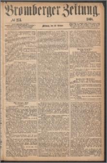Bromberger Zeitung, 1868, nr 253