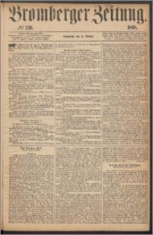 Bromberger Zeitung, 1868, nr 256