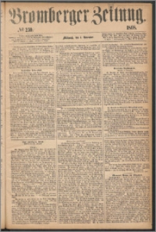 Bromberger Zeitung, 1868, nr 259
