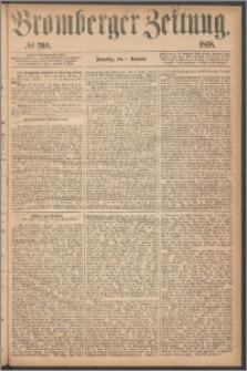 Bromberger Zeitung, 1868, nr 260