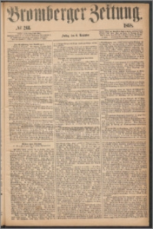 Bromberger Zeitung, 1868, nr 261