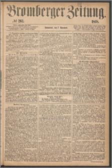 Bromberger Zeitung, 1868, nr 262