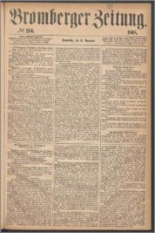 Bromberger Zeitung, 1868, nr 266