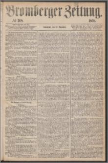 Bromberger Zeitung, 1868, nr 268
