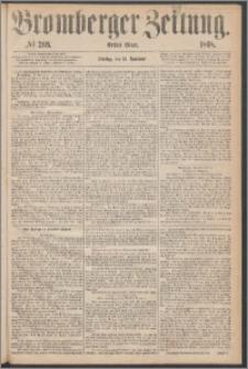 Bromberger Zeitung, 1868, nr 269