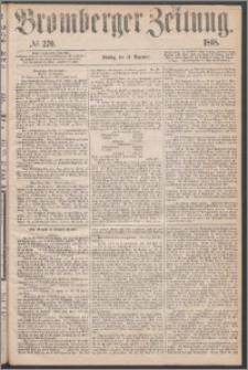 Bromberger Zeitung, 1868, nr 270