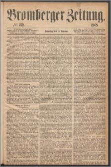 Bromberger Zeitung, 1868, nr 272
