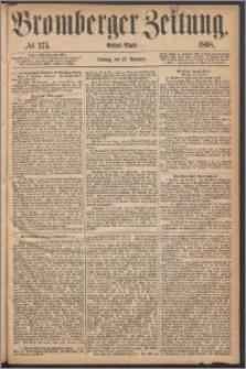 Bromberger Zeitung, 1868, nr 275