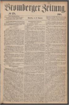 Bromberger Zeitung, 1868, nr 278