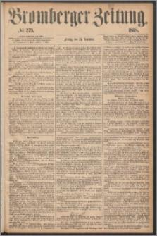 Bromberger Zeitung, 1868, nr 279