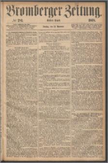 Bromberger Zeitung, 1868, nr 281