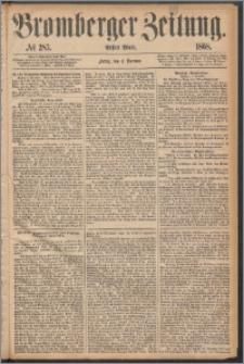 Bromberger Zeitung, 1868, nr 285