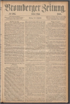 Bromberger Zeitung, 1868, nr 287