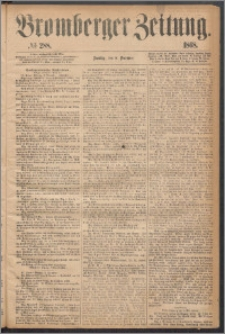 Bromberger Zeitung, 1868, nr 288