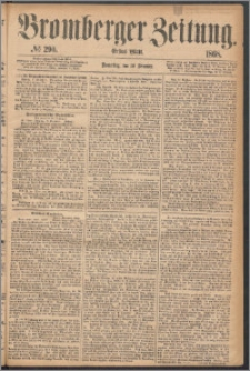 Bromberger Zeitung, 1868, nr 290