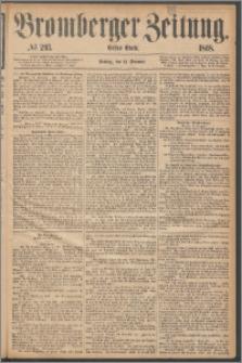 Bromberger Zeitung, 1868, nr 293