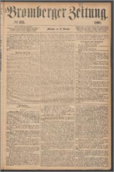 Bromberger Zeitung, 1868, nr 295
