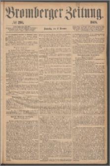 Bromberger Zeitung, 1868, nr 296