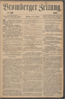 Bromberger Zeitung, 1868, nr 306