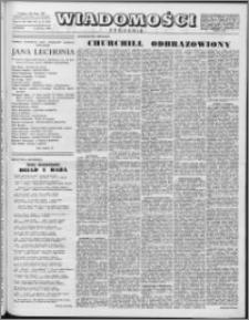Wiadomości, R. 12 nr 22 (583), 1957