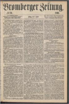 Bromberger Zeitung, 1869, nr 76