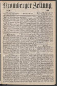 Bromberger Zeitung, 1869, nr 80