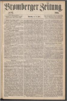Bromberger Zeitung, 1869, nr 87