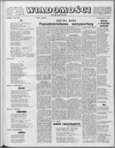 Wiadomości, R. 12 nr 24 (585), 1957
