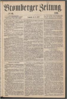 Bromberger Zeitung, 1869, nr 89